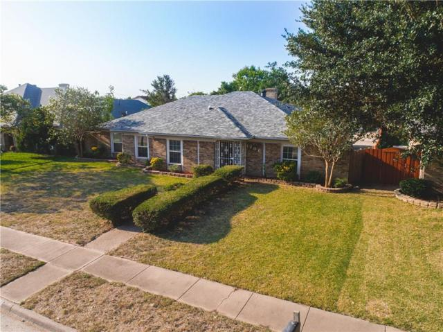 1706 Rainbow Drive, Richardson, TX 75081 (MLS #13906779) :: RE/MAX Town & Country