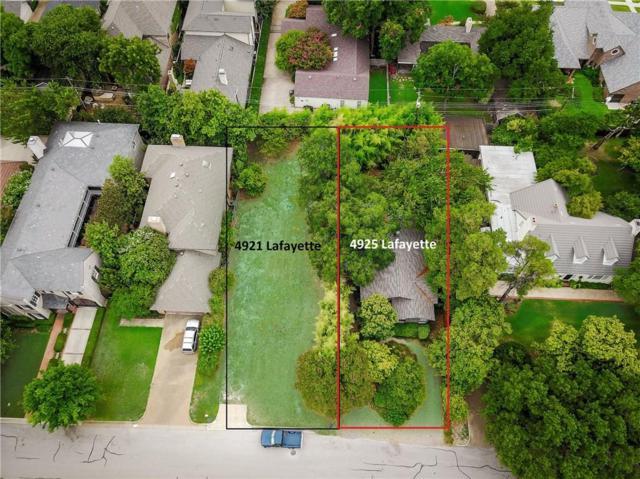 4925 Lafayette Avenue, Fort Worth, TX 76107 (MLS #13906787) :: Team Hodnett