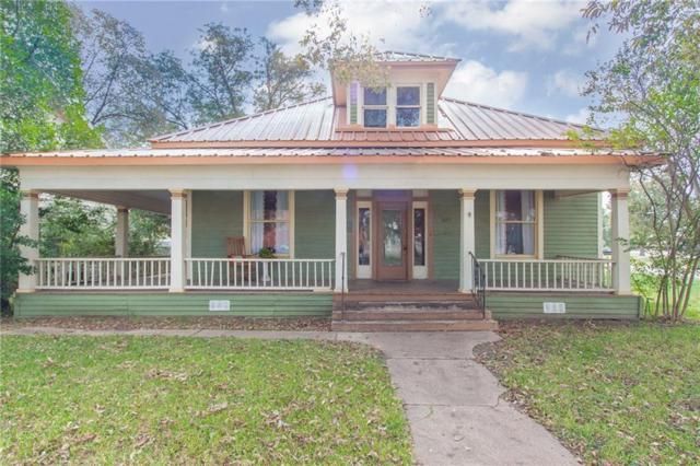 607 W Brown Street, Ennis, TX 75119 (MLS #13906890) :: The Real Estate Station