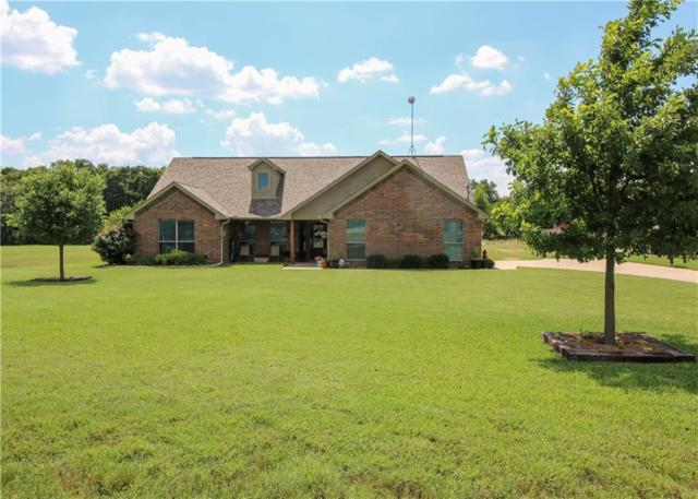 141 Westend Lane, Weatherford, TX 76088 (MLS #13906896) :: Fort Worth Property Group