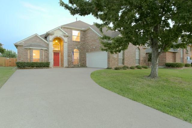 7906 Saint Fillans Lane, Rowlett, TX 75089 (MLS #13906911) :: Team Hodnett