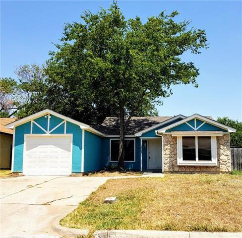 1703 Gentle Wind Drive, Arlington, TX 76018 (MLS #13906970) :: Team Hodnett