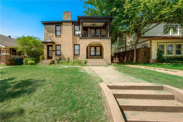 5637 Vickery Boulevard, Dallas, TX 75206 (MLS #13907121) :: RE/MAX Town & Country