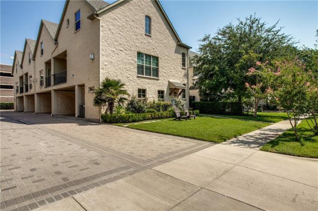 4140 Emerson Avenue #1, University Park, TX 75205 (MLS #13907143) :: Team Hodnett