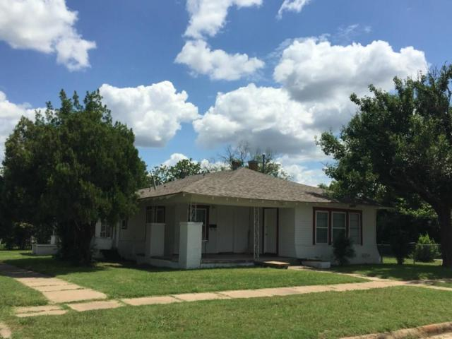701 W 9th Street W, Cisco, TX 76437 (MLS #13907236) :: Kimberly Davis & Associates