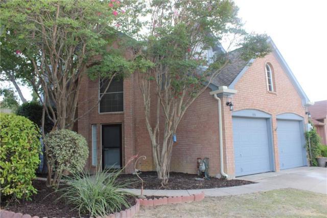 926 Plantation Drive, Lewisville, TX 75067 (MLS #13907320) :: Team Hodnett