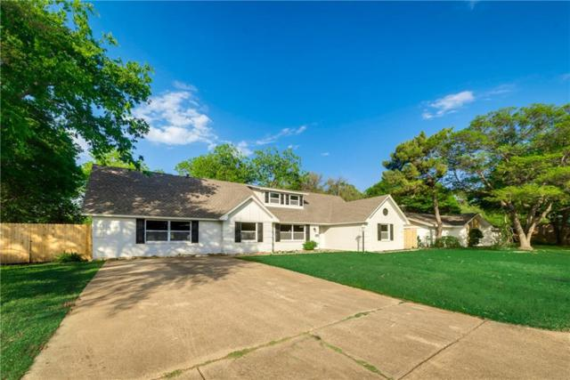 4805 Westlake Drive, Fort Worth, TX 76132 (MLS #13907347) :: Team Hodnett