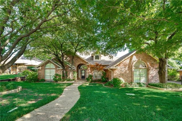 11813 Blue Creek Drive, Fort Worth, TX 76008 (MLS #13907357) :: Team Hodnett