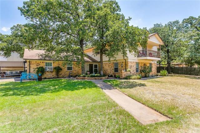 2077 W Trailwood Drive W, Burleson, TX 76028 (MLS #13907360) :: Team Hodnett