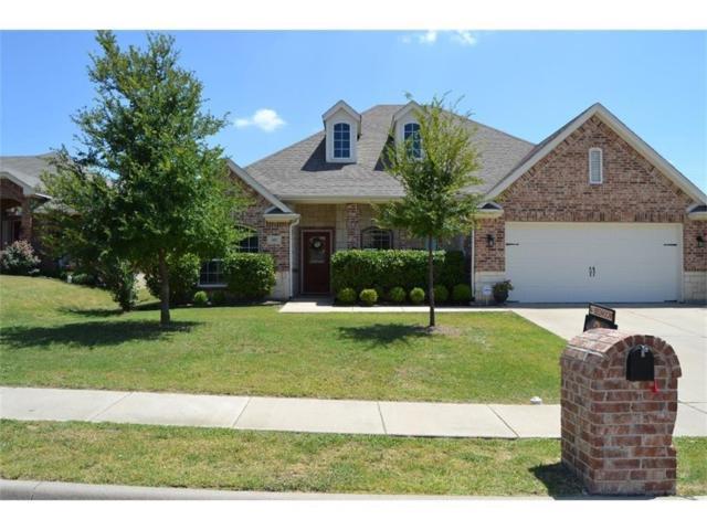 403 Stonegate Boulevard, Alvarado, TX 76009 (MLS #13907361) :: Team Hodnett