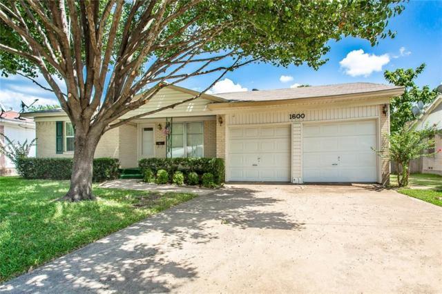 1600 Summit Street, Mesquite, TX 75149 (MLS #13907364) :: Team Hodnett