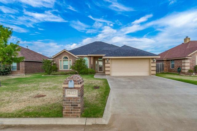 4725 Many Waters Drive, Abilene, TX 79602 (MLS #13907370) :: The Real Estate Station