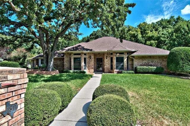 1811 Lakewood Drive, Weatherford, TX 76087 (MLS #13907384) :: RE/MAX Landmark