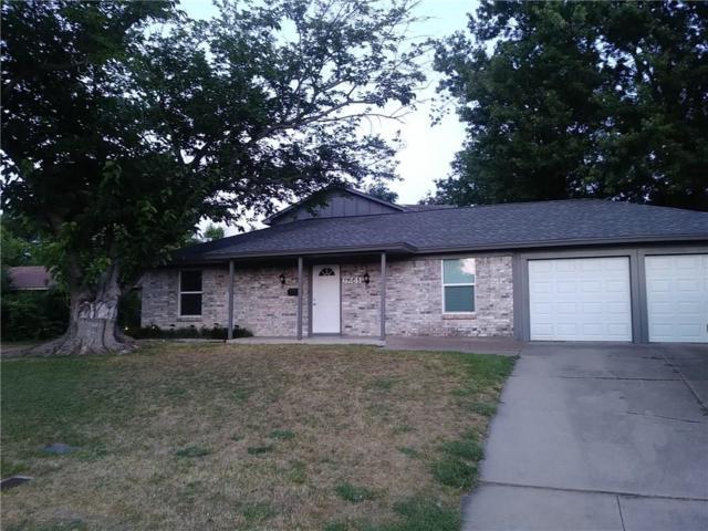 6241 Wheaton Drive, Fort Worth, TX 76133 (MLS #13907398) :: Team Hodnett