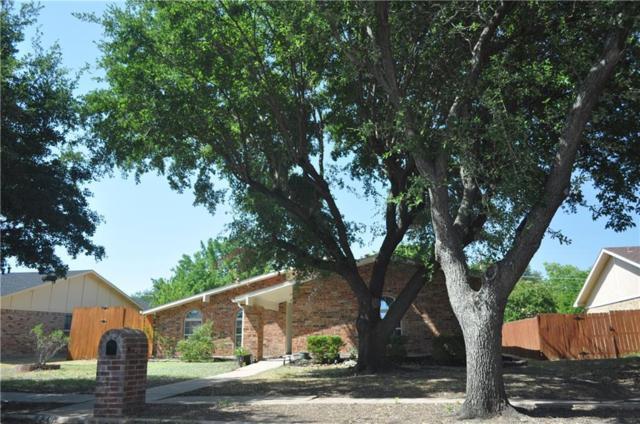 729 Pinoak Drive, Grand Prairie, TX 75052 (MLS #13907486) :: Team Hodnett