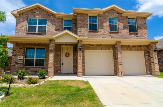 5713 Del Rey Drive, Denton, TX 76208 (MLS #13907509) :: Frankie Arthur Real Estate