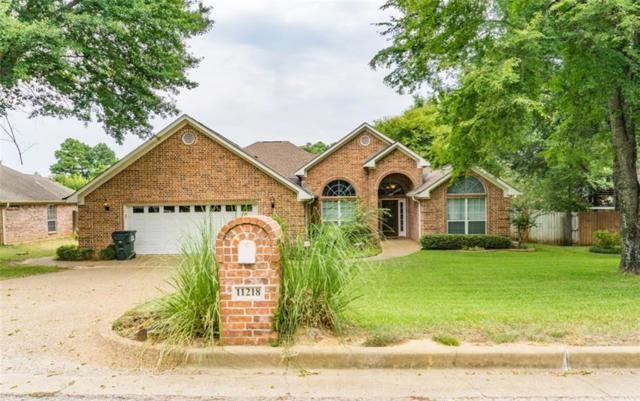 11218 Chasewood Drive, Tyler, TX 75703 (MLS #13907542) :: Team Hodnett