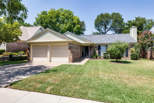 205 Wooddale, Euless, TX 76039 (MLS #13907546) :: Team Hodnett