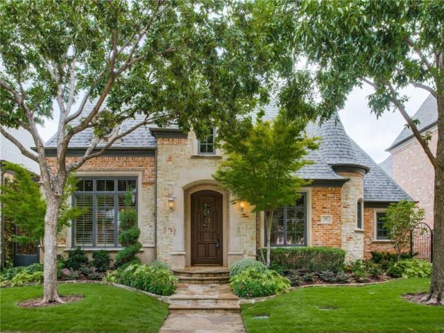 56 Abbey Woods Lane, Dallas, TX 75248 (MLS #13907555) :: Team Hodnett
