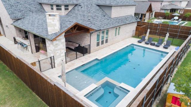 3805 Benchmark Lane, Frisco, TX 75034 (MLS #13907583) :: Kimberly Davis & Associates