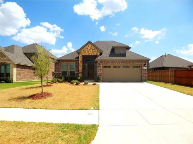 617 Ravenwood Drive, Saginaw, TX 76179 (MLS #13907599) :: Team Hodnett