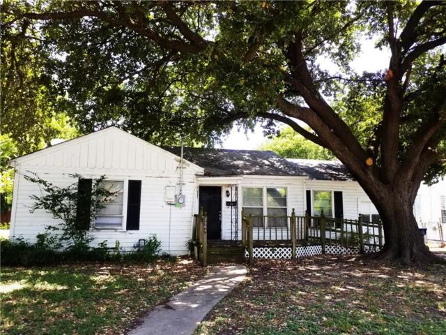 2301 W 8th Avenue, Corsicana, TX 75110 (MLS #13907607) :: Team Hodnett