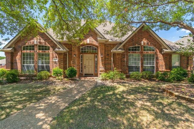 1444 Comanche Drive, Allen, TX 75013 (MLS #13907642) :: Hargrove Realty Group
