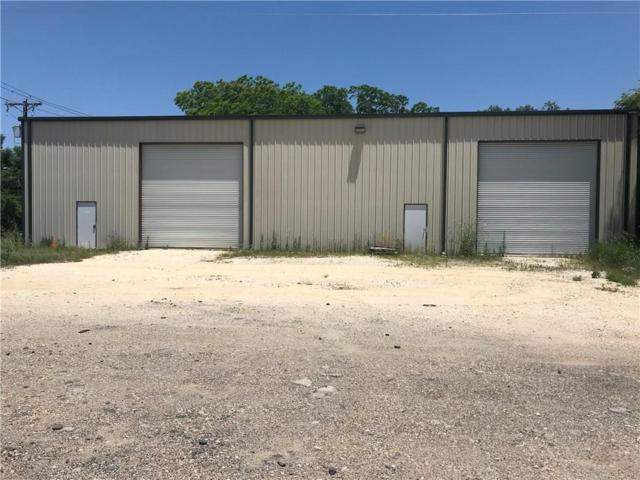 201 S Front Street, Cleburne, TX 76031 (MLS #13907664) :: Team Hodnett