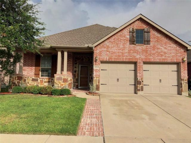 2054 Dripping Springs Drive, Forney, TX 75126 (MLS #13907686) :: RE/MAX Town & Country