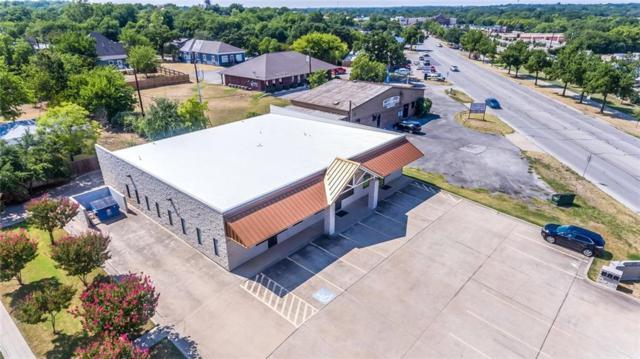 250 Santa Fe Drive, Weatherford, TX 76086 (MLS #13907693) :: Team Hodnett