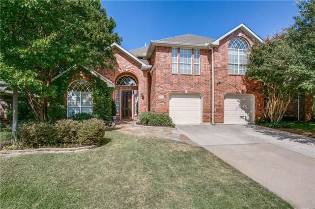 2713 Stone Creek Drive, Flower Mound, TX 75028 (MLS #13907775) :: Team Hodnett