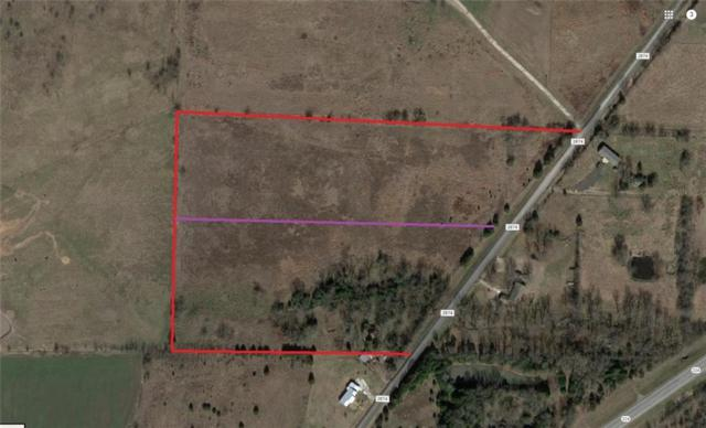 10ac Fm 2874, Commerce, TX 75428 (MLS #13907792) :: The Real Estate Station