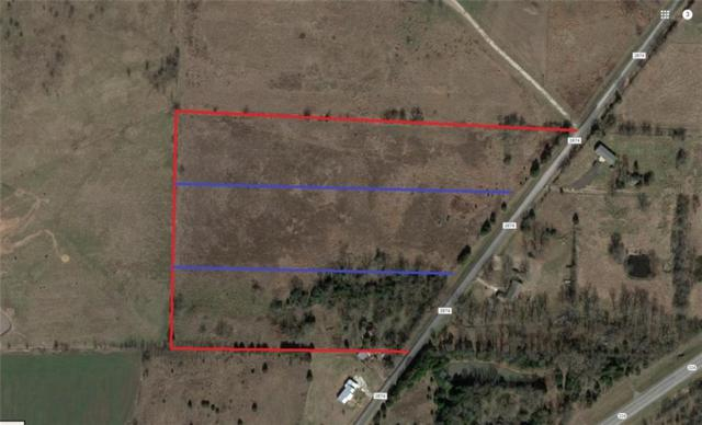 6.6ac Fm 2874, Commerce, TX 75428 (MLS #13907805) :: The Real Estate Station