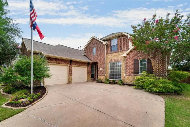 1804 Falcon Drive, Keller, TX 76248 (MLS #13907806) :: Fort Worth Property Group