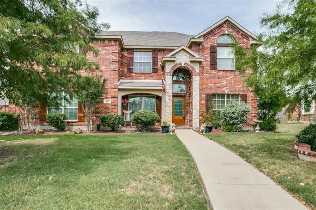 309 Forestridge Drive, Mansfield, TX 76063 (MLS #13907873) :: Team Hodnett