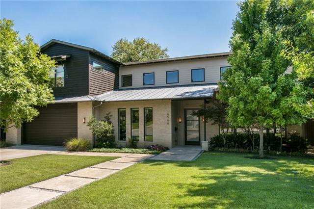 6566 Lake Circle Drive, Dallas, TX 75214 (MLS #13907875) :: Robbins Real Estate Group
