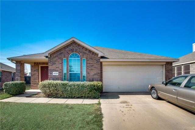 6329 Stone Lake Drive, Fort Worth, TX 76179 (MLS #13907883) :: Team Hodnett