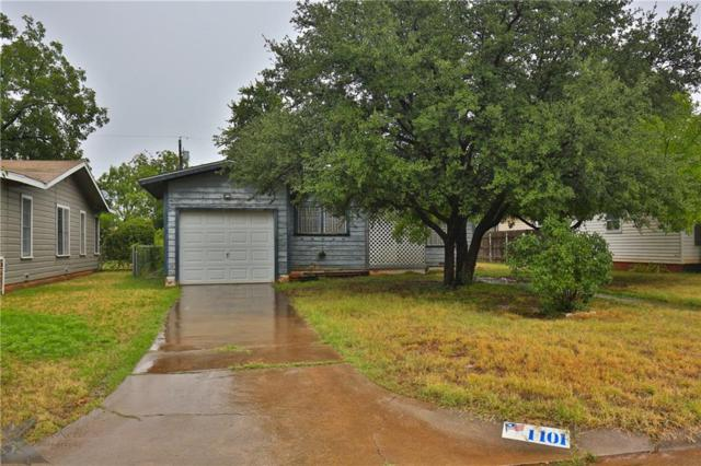 1101 San Jose S, Abilene, TX 79605 (MLS #13907955) :: Charlie Properties Team with RE/MAX of Abilene