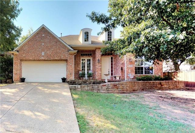 3110 Lake Highlands Drive, Highland Village, TX 75077 (MLS #13907978) :: The Rhodes Team