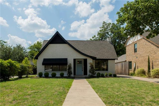 3416 Cockrell Avenue, Fort Worth, TX 76109 (MLS #13908039) :: The Real Estate Station