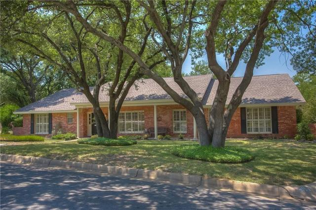 4154 Inman Court, Fort Worth, TX 76109 (MLS #13908043) :: Team Hodnett