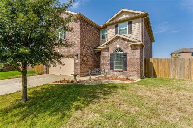 408 Buoy Court, Crowley, TX 76036 (MLS #13908060) :: RE/MAX Town & Country