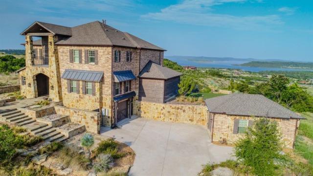 1077 Honeysuckle Court, Possum Kingdom Lake, TX 76449 (MLS #13908062) :: Steve Grant Real Estate