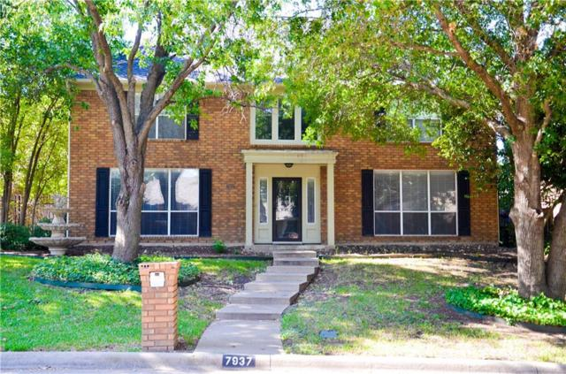 7937 Morning Lane, Fort Worth, TX 76123 (MLS #13908069) :: Fort Worth Property Group