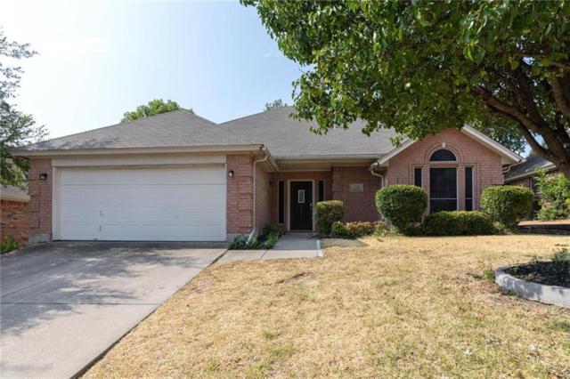 5716 Straightaway Drive, Haltom City, TX 76117 (MLS #13908084) :: Team Hodnett