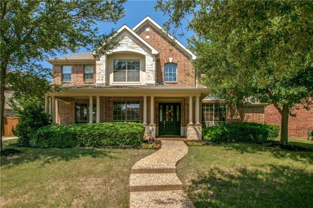 9080 Christopher Street, Lantana, TX 76226 (MLS #13908098) :: Coldwell Banker Residential Brokerage
