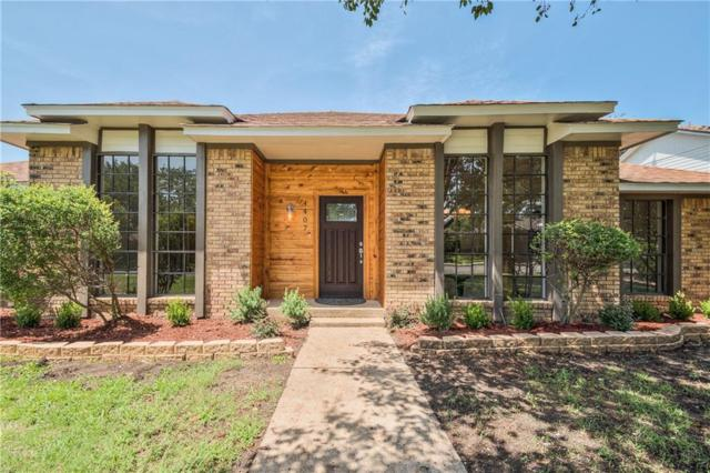 4407 Cinnabar Drive, Dallas, TX 75227 (MLS #13908186) :: Team Hodnett