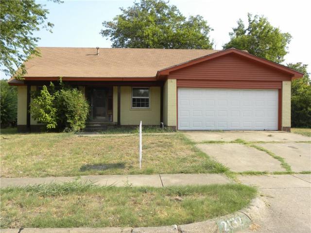 2132 Stonehenge Drive, Garland, TX 75041 (MLS #13908222) :: Team Hodnett