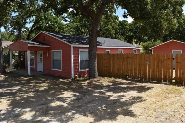 5311 Miller Avenue, Fort Worth, TX 76119 (MLS #13908234) :: RE/MAX Town & Country