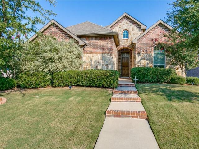 313 Fox Hollow Boulevard, Forney, TX 75126 (MLS #13908253) :: Team Hodnett